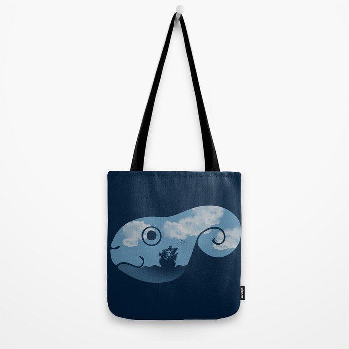 Adventure Friend Tote Bag