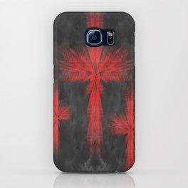 3 Crosses iPhone Case