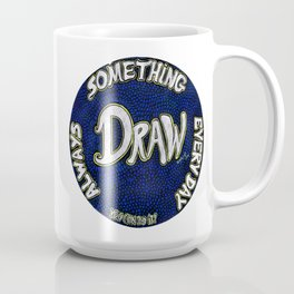 DRAW | Motivational Mandala Coffee Mug