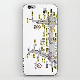 Tokyo 3534 iPhone Skin