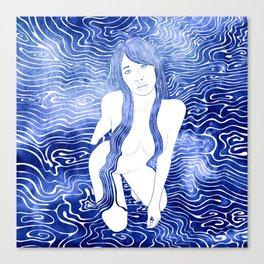 Nereid XXVIII Canvas Print