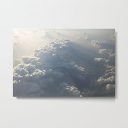 Above The Clouds No.3 Metal Print