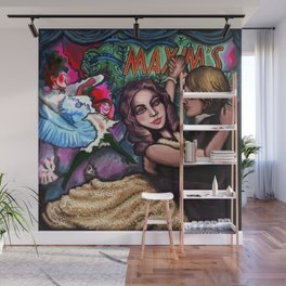 The Merry Widow Wall Mural