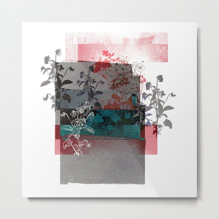 Anemony Metal Print