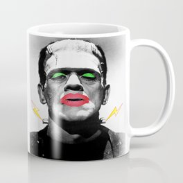 Frankenstein Drag Coffee Mug