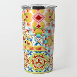 Groovy Gypsy Circus Travel Mug