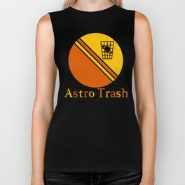 Astro Trash Biker Tank