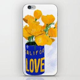 California LOVE iPhone Skin