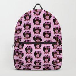 Bubble Gum Backpack