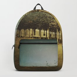 Somewhere a Park / Un parque de algún lugar Backpack