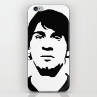 messi iPhone & iPod Skins featuring messi by b & c