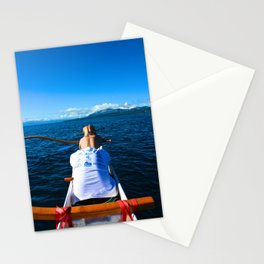 Lake Tahoe, California - Stretch Stationery Cards