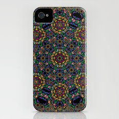 Kaleidoscope.  Slim Case iPhone (4, 4s)