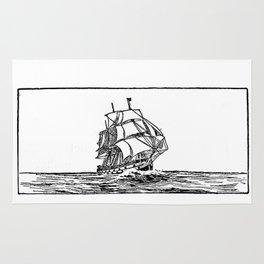 Battleship Rug