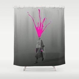 Bloh Shower Curtain
