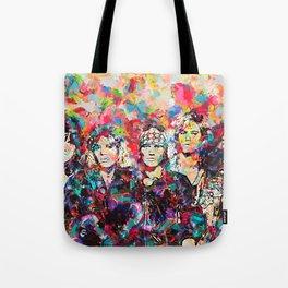 Rock Legend Tote Bag