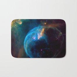 NGC 7635 Bubble Nebula Bath Mat