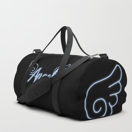 Angel with Wings Duffle Bag