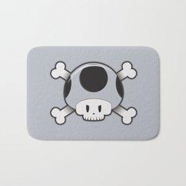 Toad Skull Bath Mat