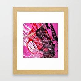 Guns Guns Guns Framed Art Print