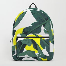 Tropical '17 - Fresh [Banana Leaves] Backpack