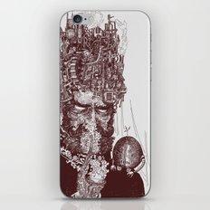 Franz Joseph Hulihee iPhone & iPod Skin