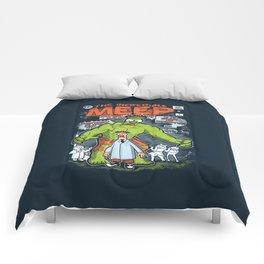Incredible Meep Comforters