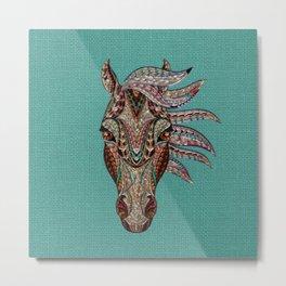 Southwest Horse Metal Print