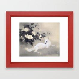 Hashimoto Kansetsu - Summer Evening, 1941 Framed Art Print