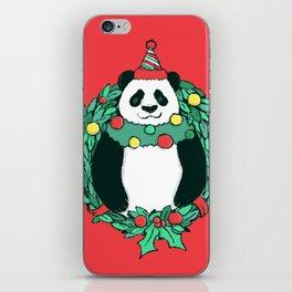 Beary Christmas iPhone Skin