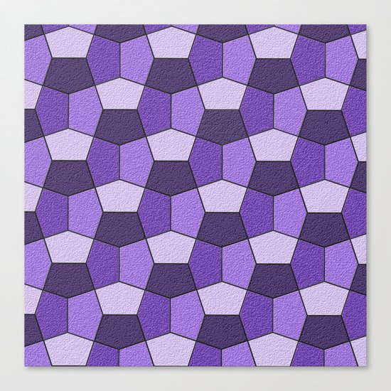 Geometrix VII Canvas Print