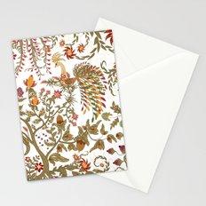 The garden of Eden. Birds. Stationery Cards