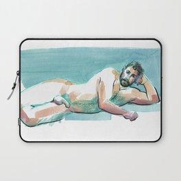 DAN, Nude Maleby Frank-Joseph Laptop Sleeve
