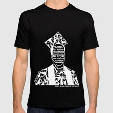 Michael Brown - Black Lives Matter - Series - Black Voices Black Mens Fitted Tee MEDIUM