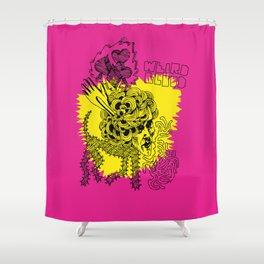 weirdblood (3) Shower Curtain