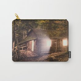 Light of the Cabin Carry-All Pouch