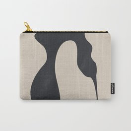 Minimalist Abstract 7 Carry-All Pouch