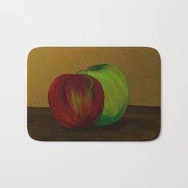 Them's Apples Bath Mat