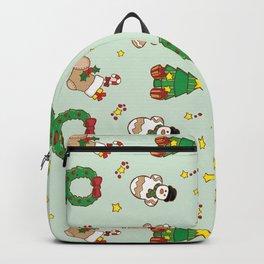 Cute Christmas Backpack