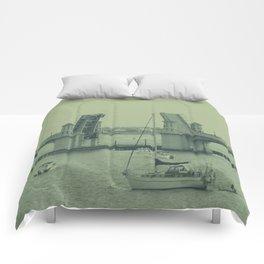 Drawbridge  Comforters