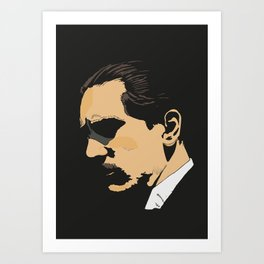 Vito Corleone - The Godfather Part II Art Print