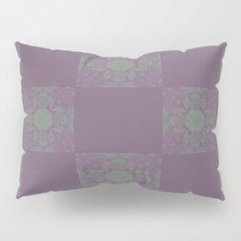 Purple Dreadlocks Pillow Sham