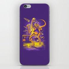 velocirapper iPhone & iPod Skin
