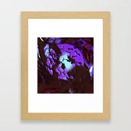 Spooktober Night Framed Art Print