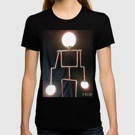 Lamp Man - FredPereiraStudios_Page_04 T-shirt