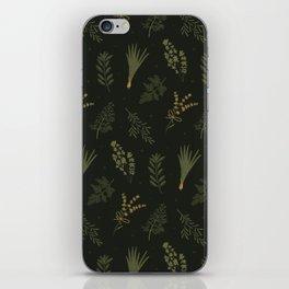 Fresh Herbs 2 iPhone Skin