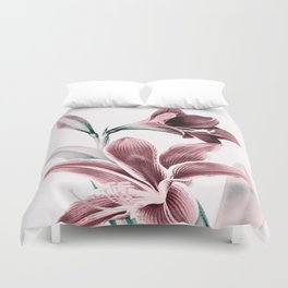 flowers / 54 Duvet Cover