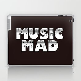 MUSIC MAD Laptop & iPad Skin