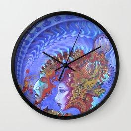 Persona Wall Clock
