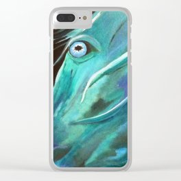 You Get Me Clear iPhone Case